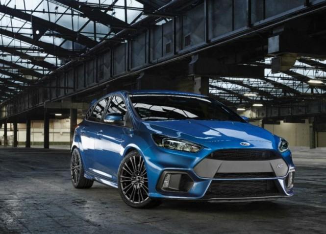 Nowy Focus RS nadjechał