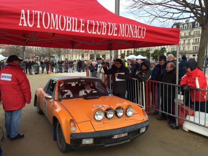Polacy w Monte Carlo Historique, wyniki po 3 dniach