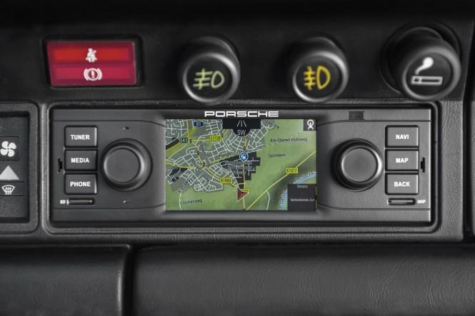 Nawigacja dla klasycznych Porsche