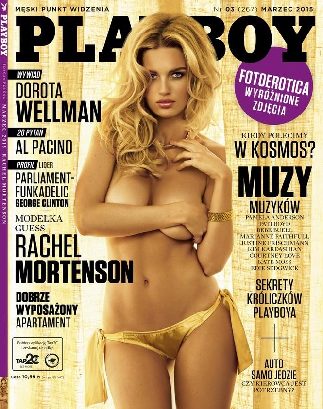 W najnowszym Playboyu: samochody bez kierowcy (i nie tylko)