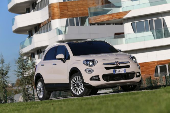 Nowe i co najważniejsze niższe ceny Fiata 500X w Polsce