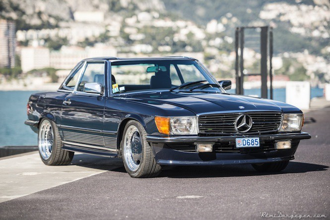 To nie jest zwykły Mercedes z ogłoszenia