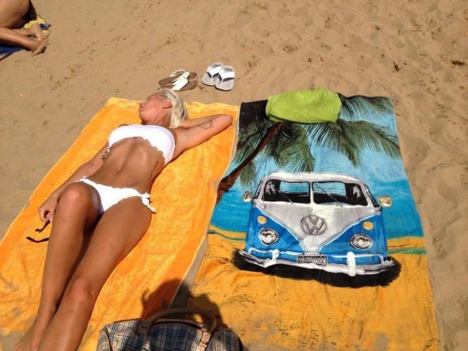 VW Transportery, Buliki i duuuużo pań: coś na każdą część dnia!