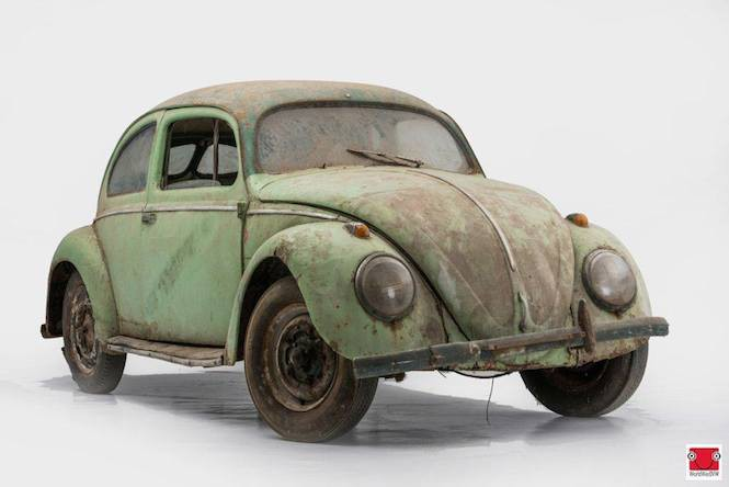 Vw Garbus Beetle Oldtimer Kolekcjonerskie Ogłoszenia