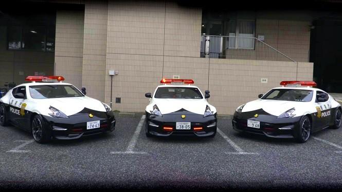 Japońska policja otrzymała do dyspozycji trzy Nissany 370Z Nismo