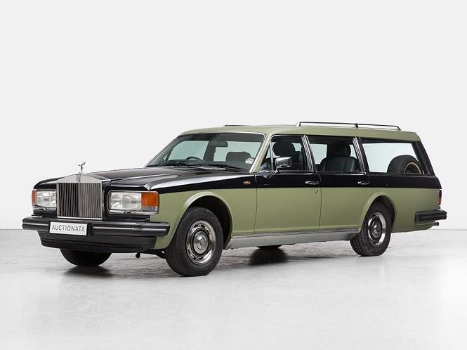 Rolls Royce kombi: każdy Janusz marzy o takim aucie!