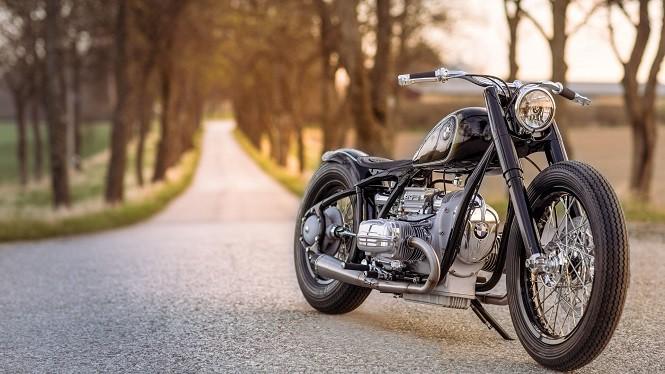 BMW Motorrad zaprezentowało R5 Hommage