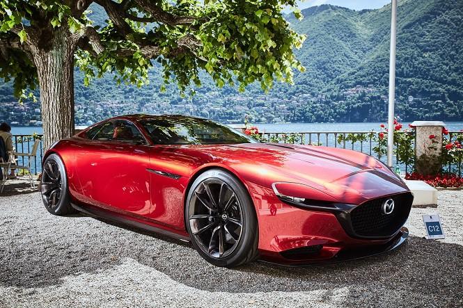 Mazda RX Vision Concept: pokaz japońskiego piękna