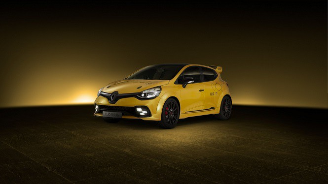 Renault Clio R.S. 16 Concept już oficjalnie