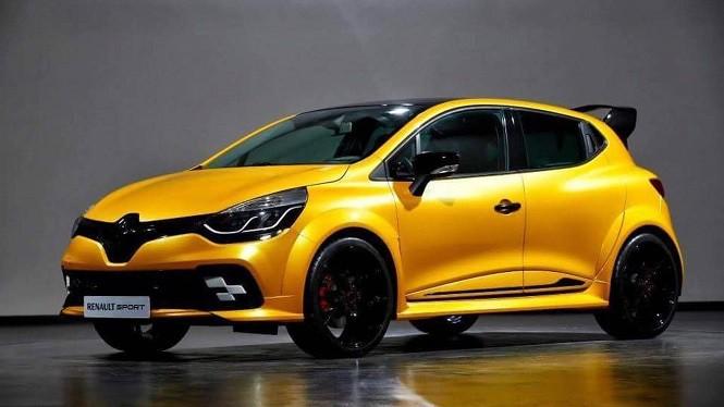 Renault pracuje nad jeszcze ostrzejszym Clio R.S.!