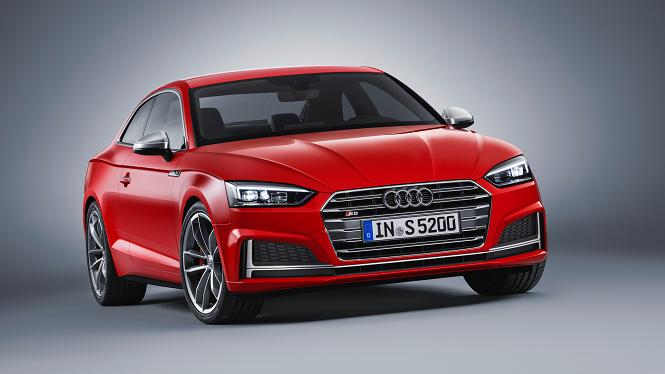 Audi zaprezentowało nowe A5 i S5