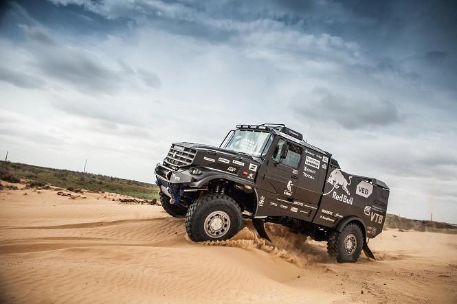 Kamaz znów szykuje się na Rajd Dakar