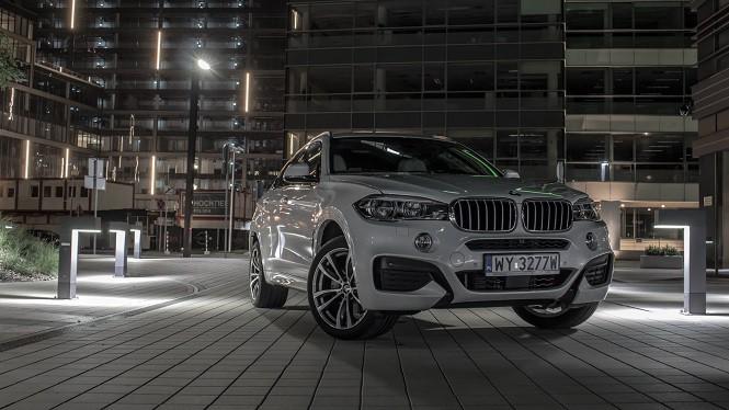 BMW X6: bezsensowny szpaner wielkiego kalibru