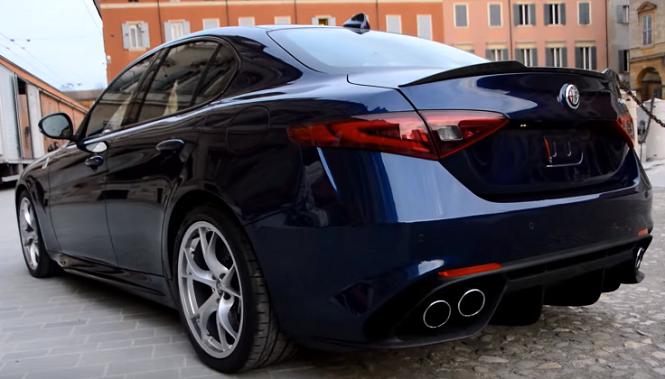 Eargasm #9: Alfa Romeo Giulia QV - jaka piękna chrypka