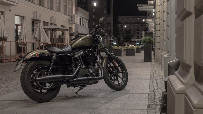 Harley-Davidson Iron 883: wstęp do piekielnego królestwa