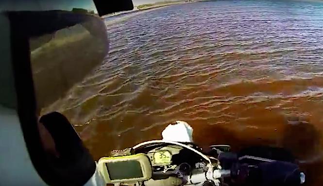 Jak utopić motocykl? Nasza podpowiedź!