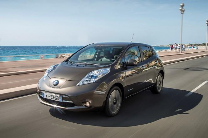 Nowy Nissan Leaf będzie miał zasięg około 500 km