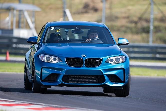 BMW M2: pierwsza jazda