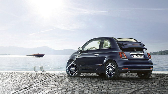 Fiat 500 Riva: prawie jak jacht