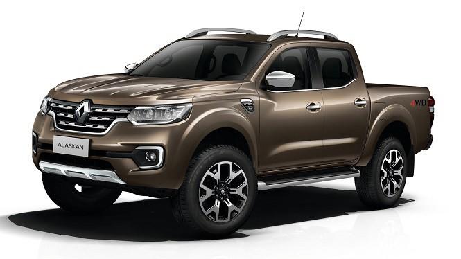 Renault zaprezentowało Alaskana
