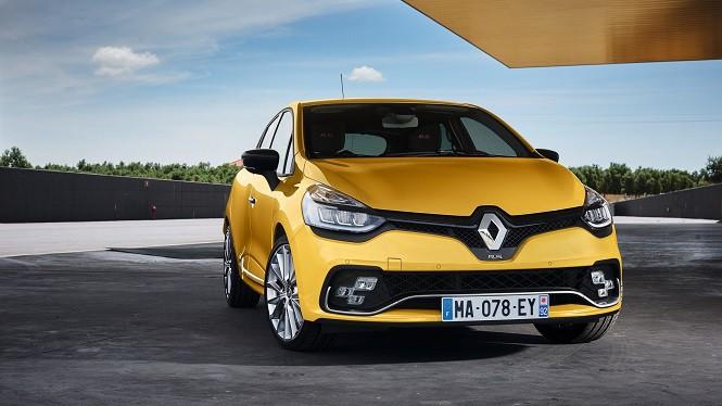 Renault odświeżyło Clio R.S.
