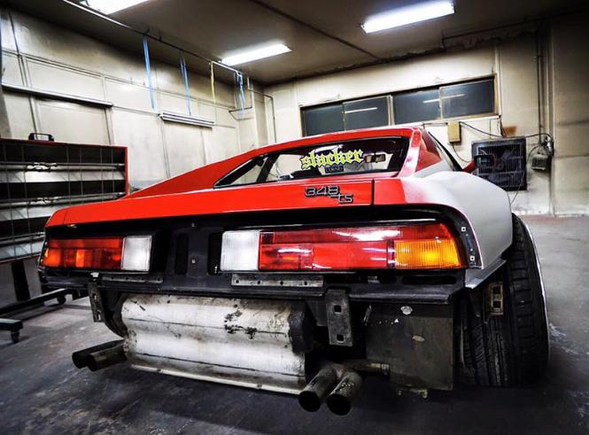 Jedyne takie Ferrari, dotąd nikt się nie odważył...