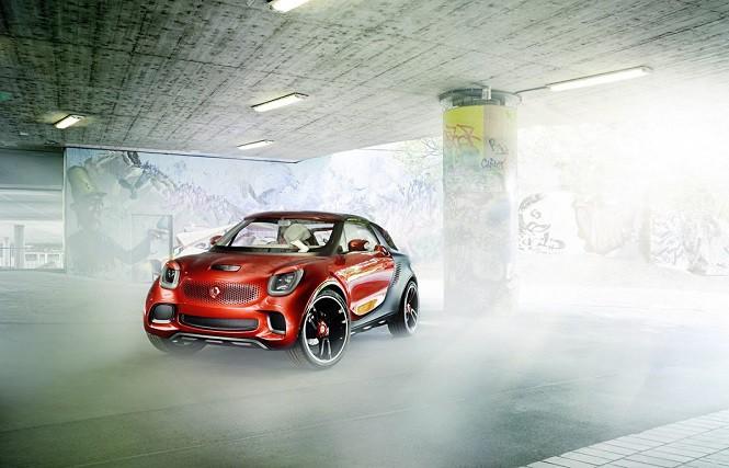 Smart stworzy SUV-a?