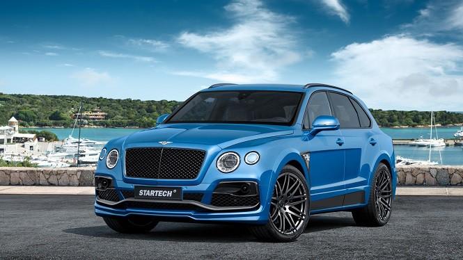 StarTech stuningował Bentleya Bentaygę