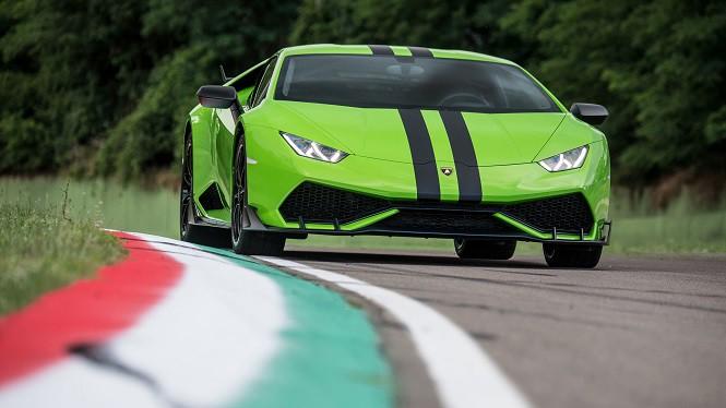 Lamborghini przygotowało opcjonalny pakiet do Huracana