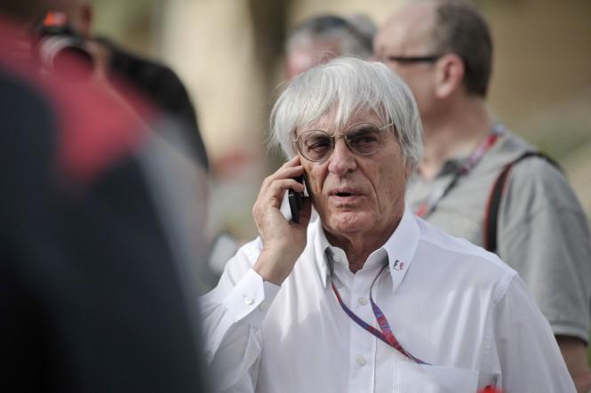 Porywacze uprowadzili teściową Berniego Ecclestone'a!