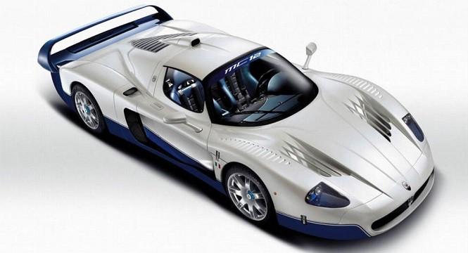 Szef Maserati optuje za stworzeniem następcy MC12