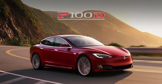 Tesla Model S P100D jest najlepiej przyspieszającym autem seryjnym na świecie!