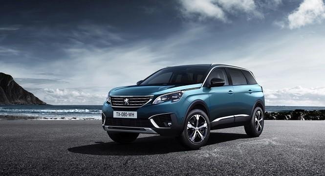 Peugeot pokazał nową generację 5008