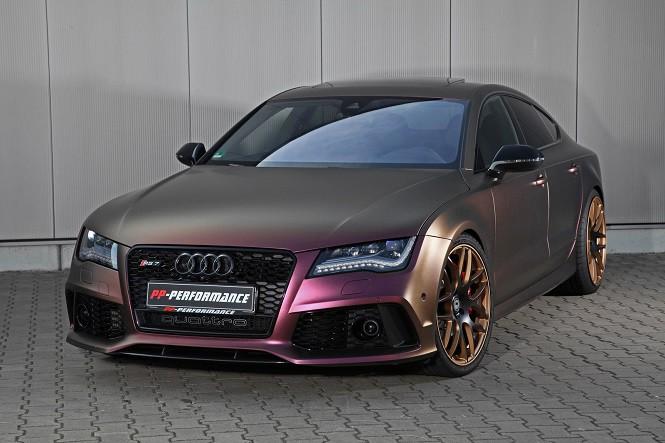 PP-Performance zmodyfikowało Audi RS7