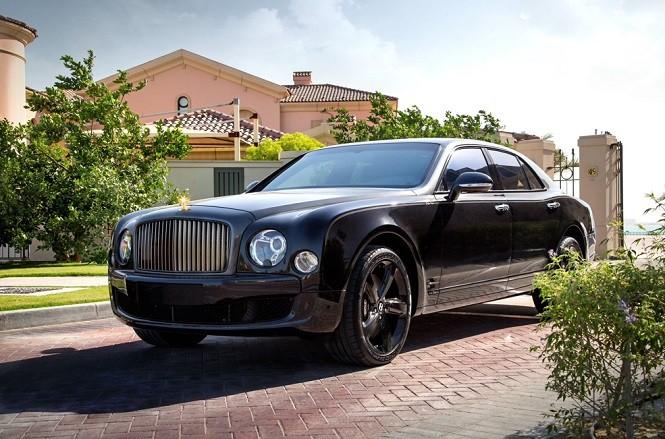 Bentley Mulsanne Sinjari: luksus po arabsku
