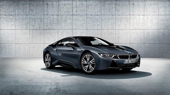 BMW i8 Protonic Dark Silver Edition: limitowana edycja niemieckiej hybrydy