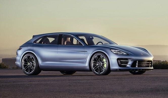 Porsche Panamera Sport Turismo zadebiutuje na salonie samochodowym w Genewie
