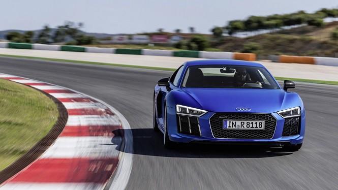 Audi chce stworzyć R8 z silnikiem V6?