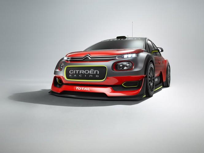 Citroen wraca do rajdów WRC z nową maszyną!