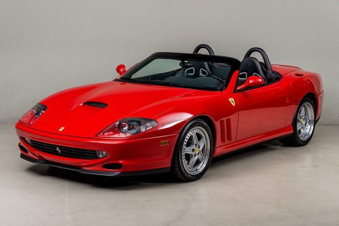 Ferrari 550 Barchetta na sprzedaż