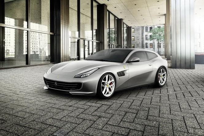 Ferrari GTC4 Lusso T: kolejne superauto z turbodoładowanym silnikiem