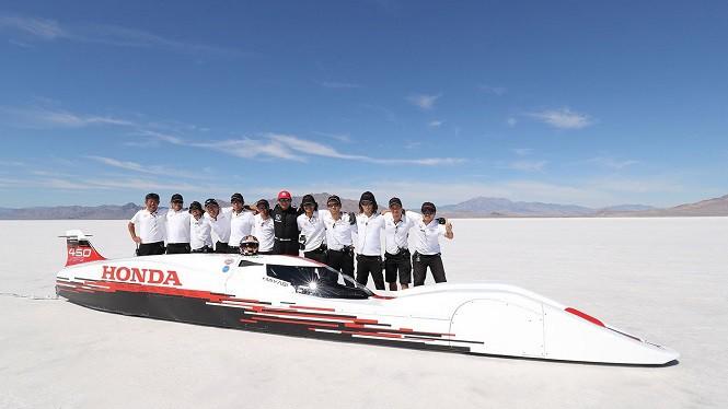 Honda S-Dream: najszybsza Honda w historii