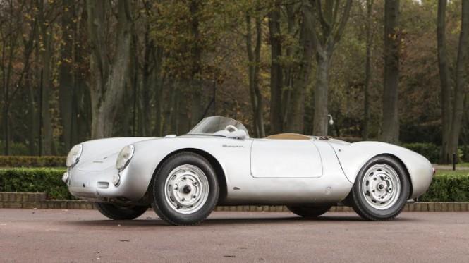 Porsche sprzedane za rekordowe 22 miliony złotych