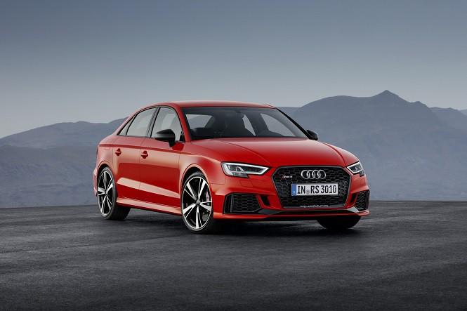 Audi zaprezentowało RS3 Limousine