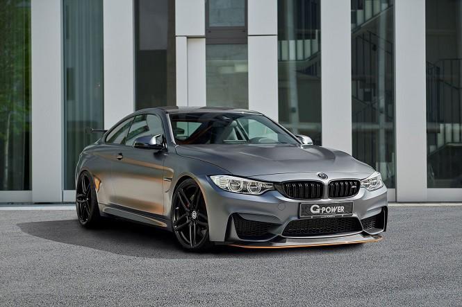 G-Power podkręcił BMW M4 GTS