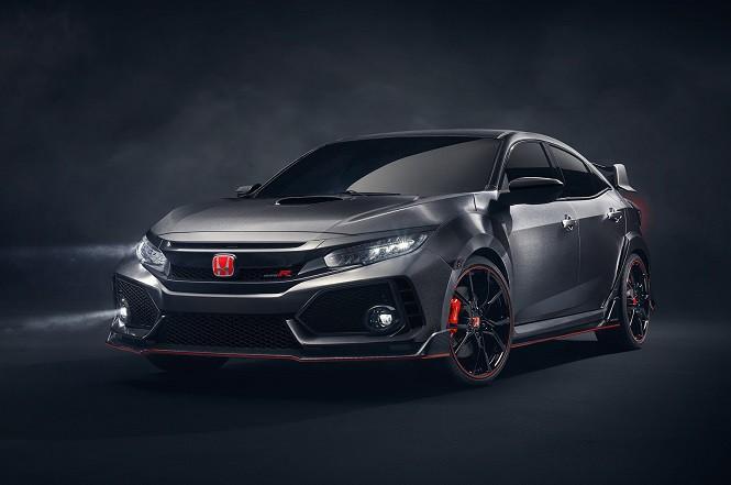 Honda Civic Type R Prototype: zwiastun kolejnej generacji hot hatcha
