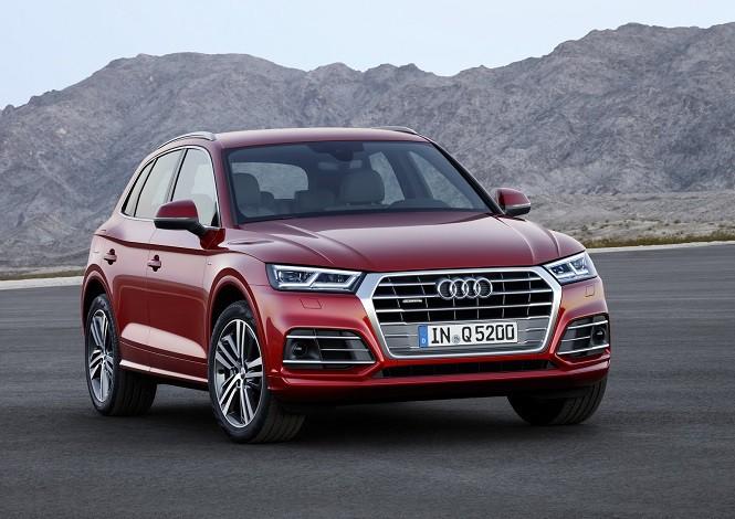 Premiera drugiej generacji Audi Q5
