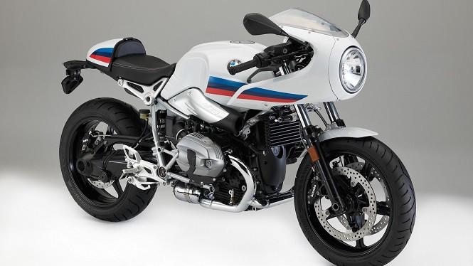 BMW zaprezentowało modele R nineT Pure i R nineT Racer