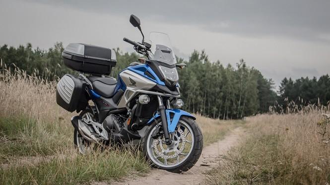 Honda NC750X: turystyk za rozsądne pieniądze