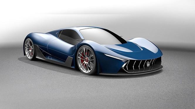 Maserati MC-63: wirtualne hiperauto spod znaku trójzębu